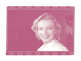 Marilyn Monroe VI In Colour Photographic Print by  British Pathe