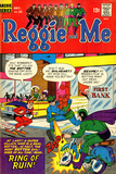 Archie Comics Retro: Reggie and Me Comic Book Cover No.21 (Aged) Photo