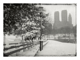 New York City In Winter VIII Photographic Print