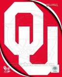 University of Oklahoma Sooners Team Logo Photographie