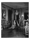 Vogue - November 1941 - Grace Wilson Vanderbilt Premium Photographic Print by Cecil Beaton