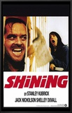The Shining Framed Canvas Print