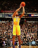 Derek Fisher 2011-12 Action Photo
