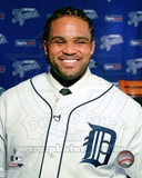 Prince Fielder 2012 Press Conference Photo