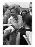 W - April 1972 - Pat Nixon Regular Photographic Print by Guy Delort
