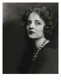 Vanity Fair - August 1923 - Tallulah Bankhead Regular Photographic Print by Maurice Goldberg