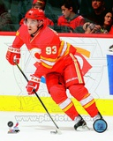 Michael Cammalleri 2011-12 Action Photo