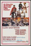 The Good, The Bad and The Ugly Framed Canvas Print