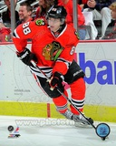 Patrick Kane 2011-12 Action Photographie