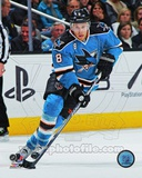 Joe Pavelski 2011-12 Action Photo