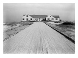 House & Garden - June 1947 - Gravel Driveway Regular Photographic Print by Tom Leonard