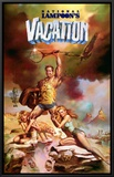 National Lampoon's Vacation Framed Canvas Print