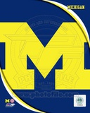 University of Michigan Wolverines Team Logo Photo