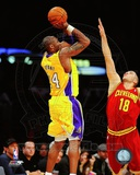 Kobe Bryant 2011-12 Action Photo
