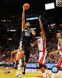 Tim Duncan 2011-12 Action Photo