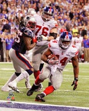 Ahmad Bradshaw Touchdown Run Super Bowl XLVI Photo