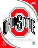 Ohio State University Buckeyes Team Logo Photo