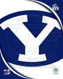 Brigham Young University Cougars Team Logo Photo
