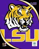 Louisiana State University Tigers Team Logo Photo
