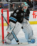 Antti Niemi 2011-12 Action Photo