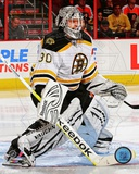 Tim Thomas 2011-12 Action Photo