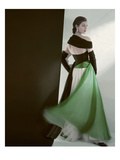 Vogue - April 1952 Regular Photographic Print by Horst P. Horst