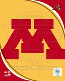 University of Minnesota Golden Gophers Team Logo Photo