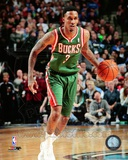 Brandon Jennings 2011-12 Action Photo