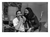WWD - Cheech & Chong Regular Photographic Print by Pierre Schermann