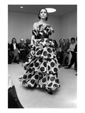 WWD - February 1972 - Bill Blass Spring 1972 RTW Photographic Print by Nick Machalaba