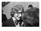 WWD - February 1972 - Yves Saint Laurent Photographic Print by Reginald Gray