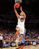 Stephen Curry 2011-12 Action Photo