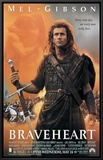 Braveheart Framed Canvas Print