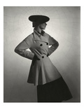 Vogue - March 1936 Regular Photographic Print by Horst P. Horst