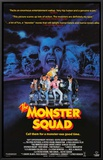 The Monster Squad Framed Canvas Print