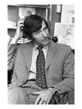 W - April 1972 - Evan Hunter Premium Photographic Print by Pierre Schermann