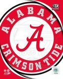 University of Alabama Crimson Tide Team Logo Photo