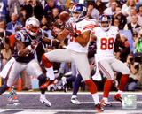 Victor Cruz Touchdown Catch Super Bowl XLVI Fotografía