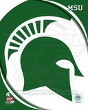 Michigan State University Spartans Team Logo Photo