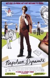 Napoleon Dynamite Framed Canvas Print