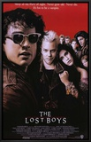 The Lost Boys Framed Canvas Print