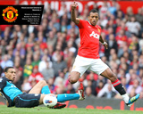 Manchester United-8 Goals Nani Photo