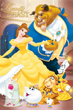 Disney-Beauty and the Beast Posters