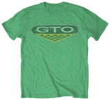 General Motors - GTO Retro T-shirts