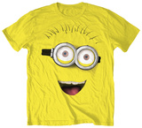 Despicable Me - Front Face T-shirts
