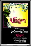 Chinatown Framed Canvas Print