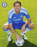 Chelsea-Lampard Head Shot 11/12 Photo