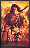 The Last of the Mohicans Framed Canvas Print