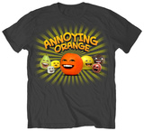 Annoying Orange - Team Orange T-shirts