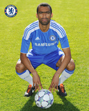 Chelsea-Bosingwa Head Shot 11/12 Photo